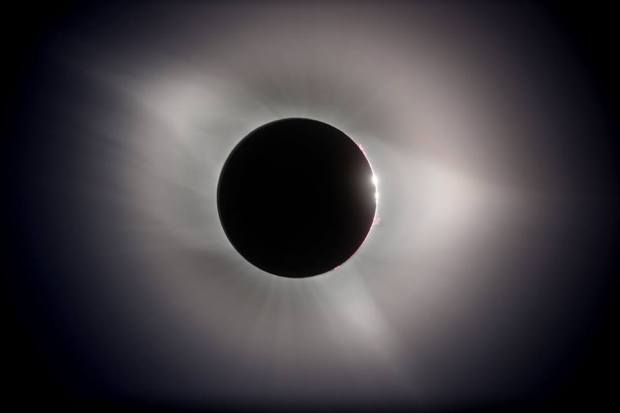 eclipse photo composite by William Phelps and Jeff Crawford