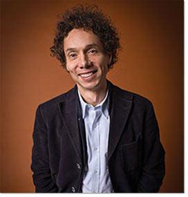 Author Malcolm Gladwell (Gladwell.com.)