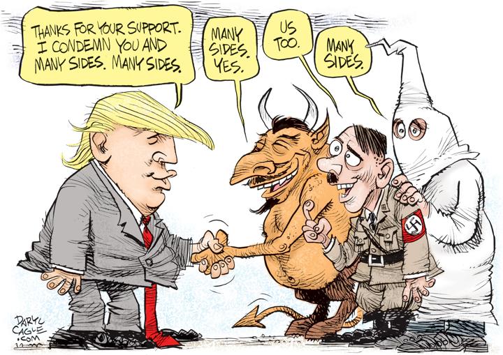 Daryl Cagle / politicalcartoons.com