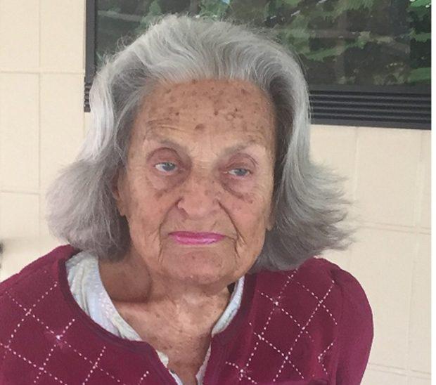 Rhoda Freier in 2107