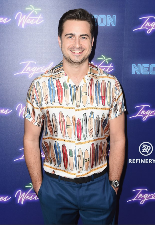 """NEW YORK, NY - AUGUST 08: Matt Spicer attends the Neon Hosts The New York Premiere of """"Ingrid Goes West"""" at Alamo Drafthouse Cinema on August 8, 2017 in the Brooklyn borough of New York City. (Photo by Nicholas Hunt/Getty Images)"""