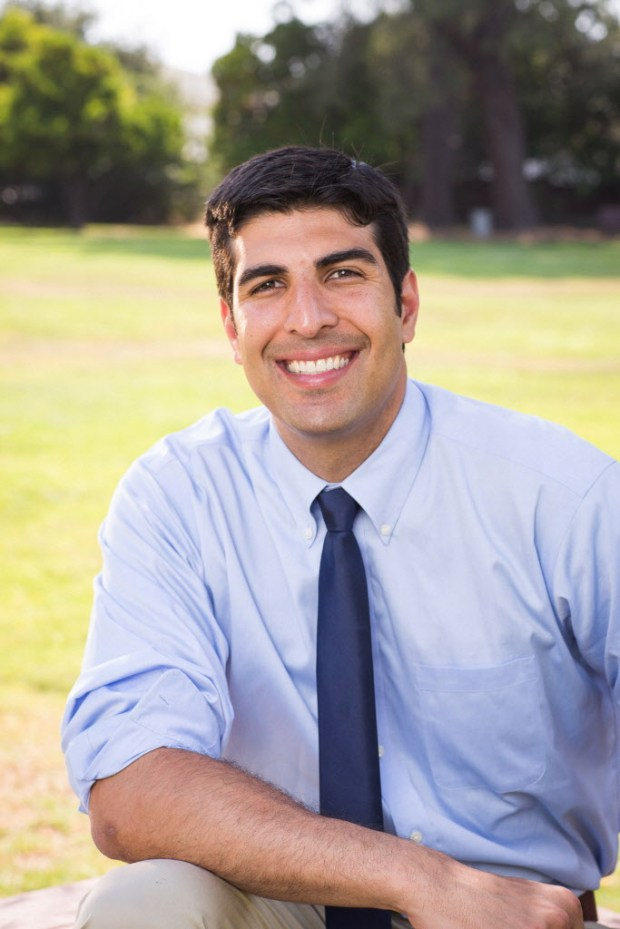In this photo released by the Matt Dababneh for State Assembly campaign, is Democrat Matt Dababneh, who ran against Republican Susan Shelley in a special election for the 45th Assembly District held Tuesday, Nov. 19, 2013. Unofficial final election results released Friday, Nov. 22, 2013, show Dababneh winning the seat by 329 votes, but Shelley has not yet conceded the election. The winner will replace Democratic Assemblyman Bob Blumenfield, who was elected to the Los Angeles City Council.(AP Photo/ Matt Dababneh for State Assembly) ORG XMIT: SC101