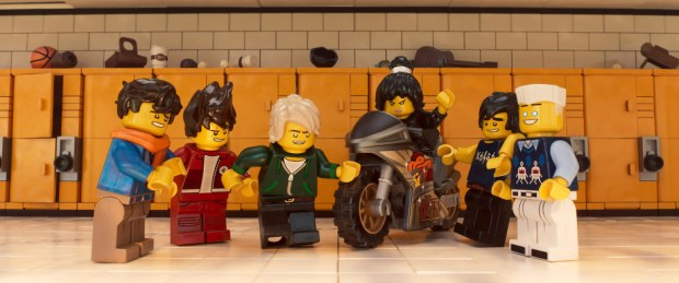 Lego Ninjago is like Fight Club for 6yearolds 5 questions