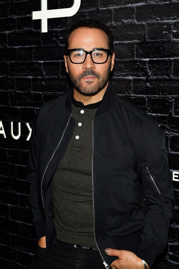 LOS ANGELES, CA – JUNE 01: Actor Jeremy Piven arrives at the Prive Revaux Launch Event at Chateau Marmont on June 1, 2017 in Los Angeles, California. (Photo by Matt Winkelmeyer/Getty Images)
