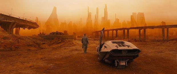 "Ryan Gosling as Officer K in ""Blade Runner 2049."" (Warner Bros.)"