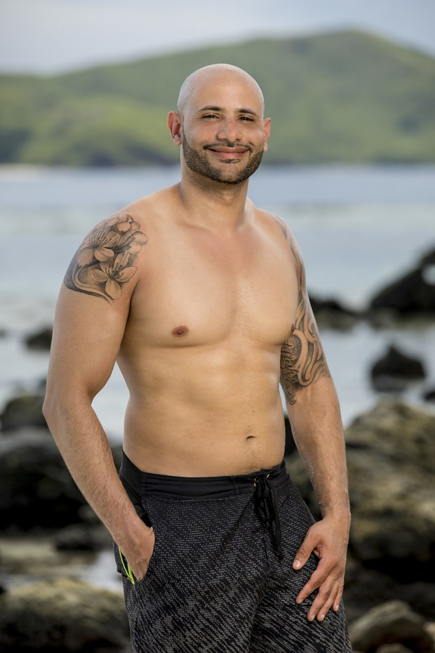 """Joe Mena, will be one of the 18 castaways competing on SURVIVOR this season, themed """"Heroes vs. Healers vs. Hustlers,"""" when the Emmy Award-winning series returns for its 35th season premiere on, Wednesday, September 27 (8:00-9:00 PM, ET/PT) on the CBS Television Network. Photo: Robert Voets/CBS �?�2017 CBS Broadcasting, Inc. All Rights Reserved."""