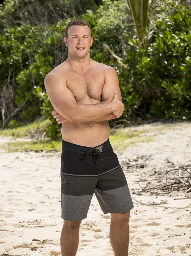 """John """"JP"""" Hilsabeck, will be one of the 18 castaways competing on SURVIVOR this season, themed """"Heroes vs. Healers vs. Hustlers,"""" when the Emmy Award-winning series returns for its 35th season premiere on, Wednesday, September 27 (8:00-9:00 PM, ET/PT) on the CBS Television Network. Photo: Robert Voets/CBS Ì?å©2017 CBS Broadcasting, Inc. All Rights Reserved."""