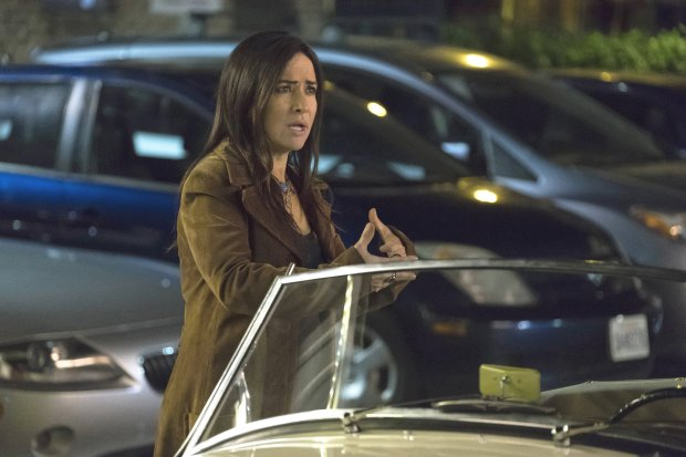 "Pamela Adlon plays single mother Sam Fox in ""Better Things."" (Jessica Brooks/FX)"