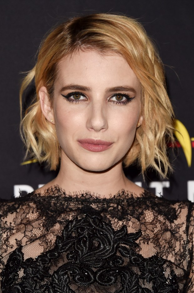 TORONTO, ON - SEPTEMBER 09: Emma Roberts attends the HFPA & InStyle annual celebration of 2017 Toronto International Film Festival at Windsor Arms Hotel on September 9, 2017 in Toronto, Canada. (Photo by Alberto E. Rodriguez/Getty Images)