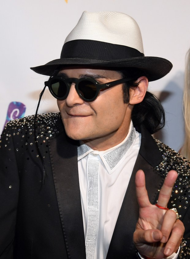 LAS VEGAS, NV - SEPTEMBER 12: Actor Corey Feldman attends Criss Angel's HELP (Heal Every Life Possible) charity event at the Luxor Hotel and Casino benefiting pediatric cancer research and treatment on September 12, 2016 in Las Vegas, Nevada. (Photo by Ethan Miller/Getty Images)