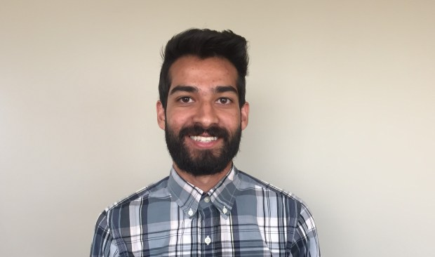 Ishaq Pathan is INGYouth Manager at San Jose-based Islamic Networks Group, which conduct anti-bullying workshops in the Silicon Valley, the East Bay and elsewhere in the country. (Courtesy of Ishaq Pathan)