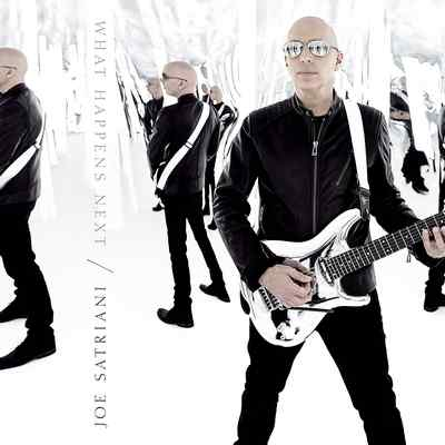 "Superstar rock guitarist Joe Satriani is the subject of a documentary, ""Beyond the Supernova,"" shot and directed by his son ZZ. (Photo by Joseph Cultice)"