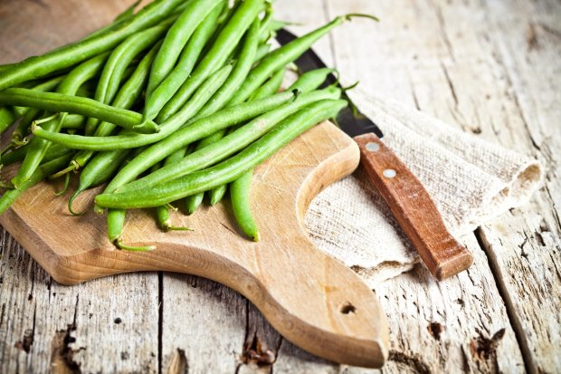 Replace that mushroom souped-up green bean casserole with a twist on the holiday classic. (Thinkstock)