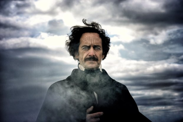 Denis O'Hare plays Edgar Allan Poe in a new PBS documentary about thefamous author. (PBS)