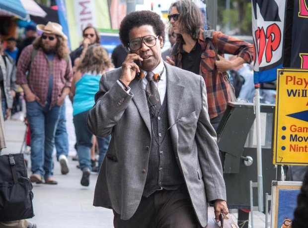 "Denzel Washington stars in ""Roman J. Israel Esq."" (Glen Wilson/ColumbiaPictures-Sony Pictures Entertainment)"