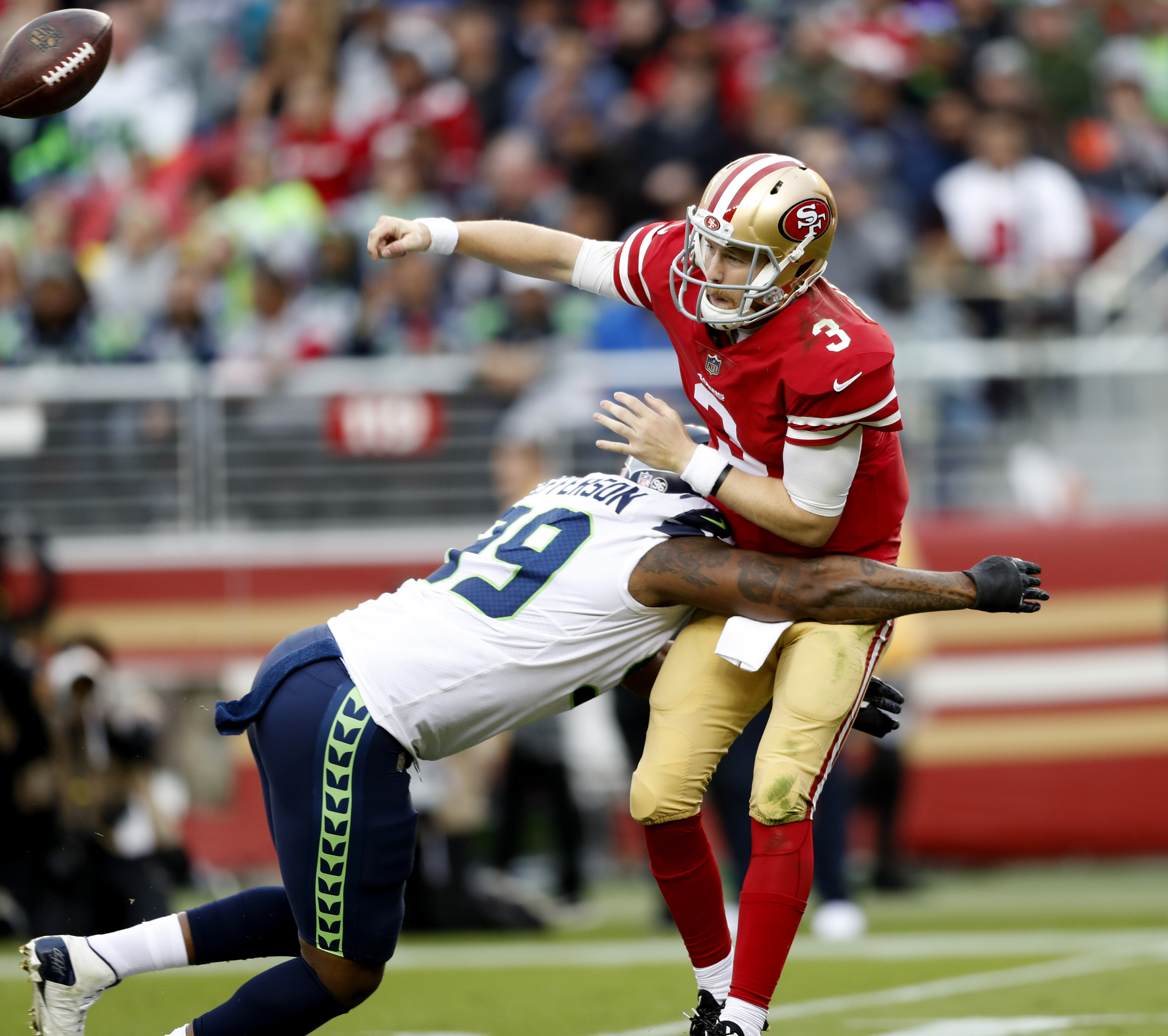Jimmy Graham expected to play against 49ers