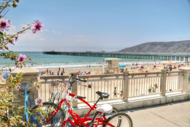 Sunny Avila Beach, which lies just up the coast from Pismo Beach, beckonstravelers with its sandy strand and idyllic seaside town. The town may be just five blocks long, but it's home to half a dozen wineries, as well as restaurants, boutiques and an aquarium. (VisitAvilaBeach.com)