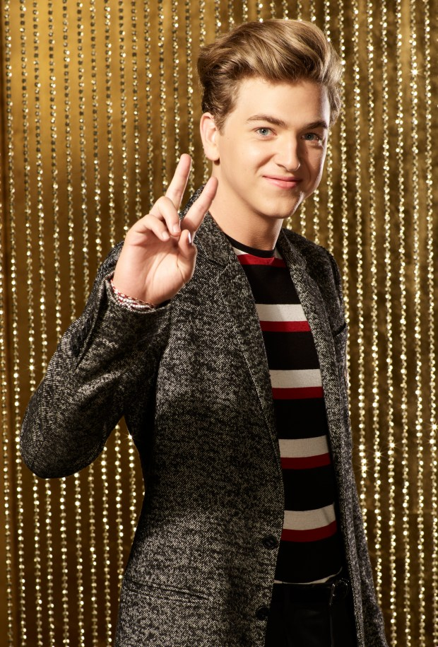 THE VOICE -- Season: 13 -- Pictured: Noah Mac -- (Photo by: Chris Haston/NBC)