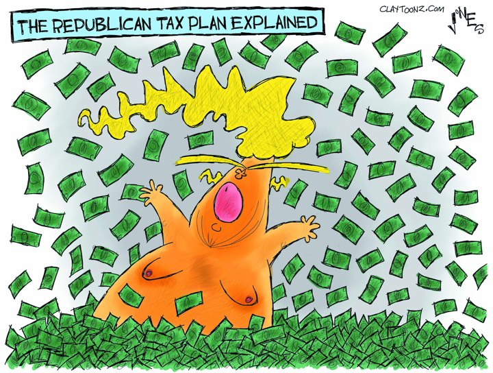 Clay Jones / claytoonz.com