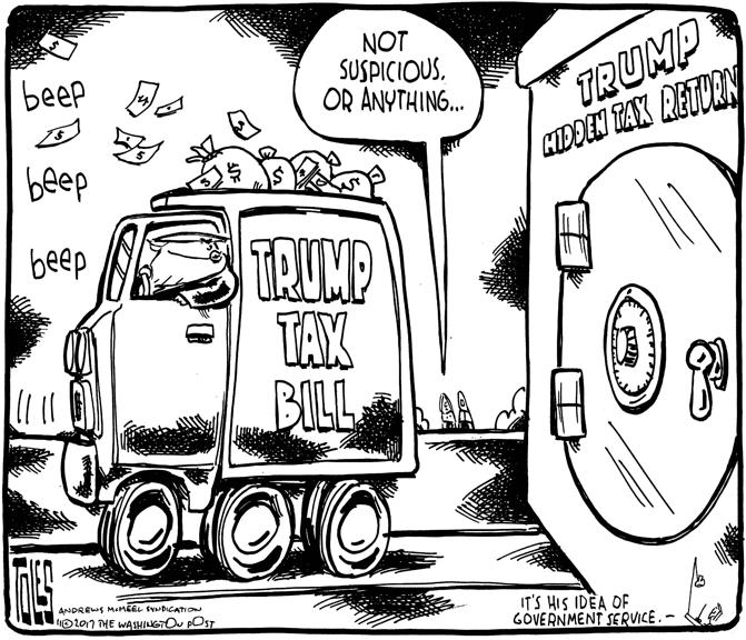 Tom Toles / Washington Post