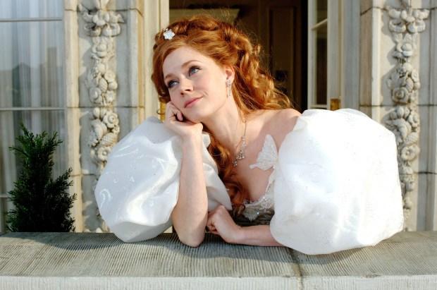 """Amy Adams in """"Enchanted."""" (Disney/AP)"""