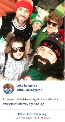 Luke Rodgers Pictragram