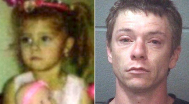 FILE - This image released by the FBI shows the seeking information poster for Mariah Woods. The FBI says more than 700 people came to join in the search for Woods, a missing North Carolina child. A statement from the FBI said Friday, Dec. 1, 2017 initial search finished more quickly than anticipated because of the number of people who turned out. Authorities have been searching for 3-year-old Woods, who was reported missing from her home on Monday.
