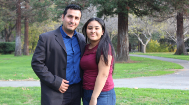 San Jose City Council candidate Omar Vasquez is pictured here (Photo courtesy of Omar Vasquez)