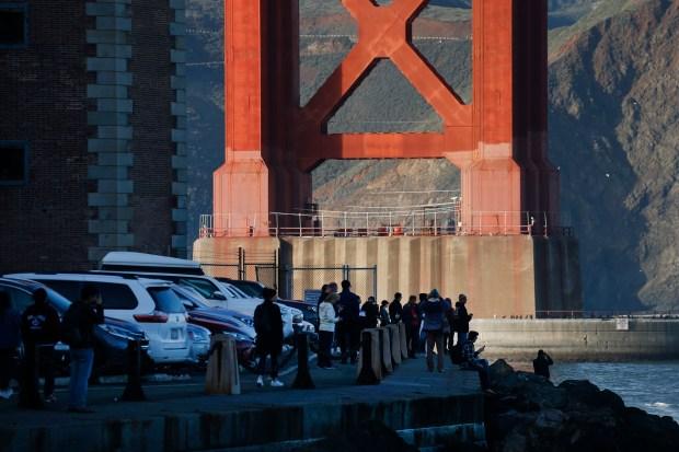 5 best spots to photograph the Golden Gate Bridge