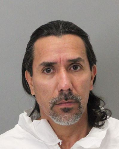 Daniel Gonzales, 50, of San Jose, is suspected of fatally assaulting his girlfriend's brother on Nov. 10, 2017, inflicting injuries from which the victim would die on Jan. 13, 2018. (San Jose Police Dept.)