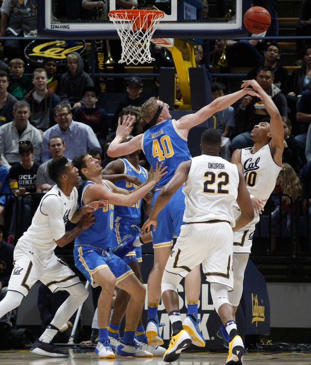 Pac 12 Basketball Ucla Clobbers Cal Bears 107 84