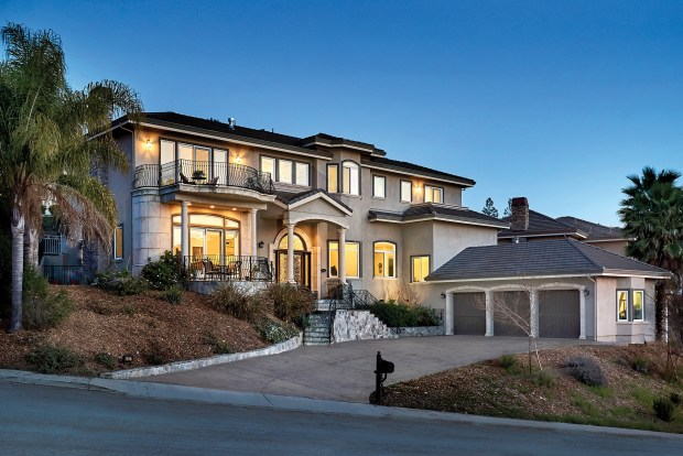 Enjoy spectacular morning and night views from this Almaden Valley home with 5,018 square feet of living space and soaring ceilings on both levels.