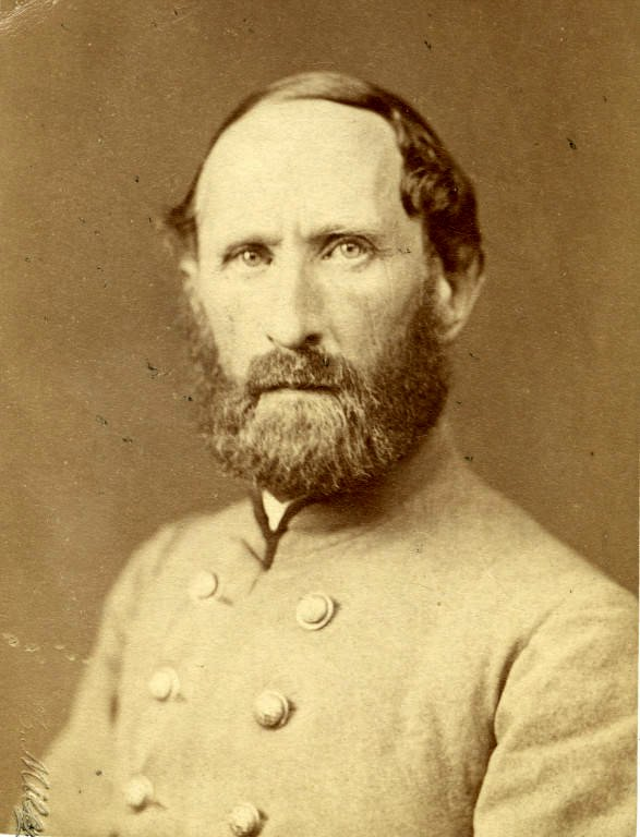 Virginia Military Institute surgeon Robert L. Madison in 1870. Madison wasJames Madison's favorite nephew, and had lived for a time in the White House when his uncle was president. MUST CREDIT: Virginia Military Institute Archives
