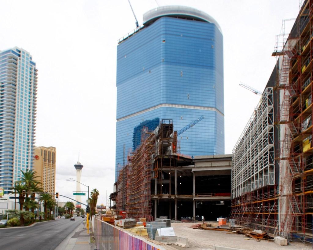 Unfinished Years Las Vegas Casino Life