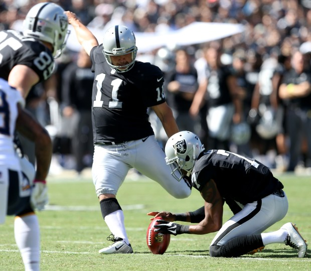 Report Seahawks Sign Ex Raiders Kicker Sebastian Janikowski