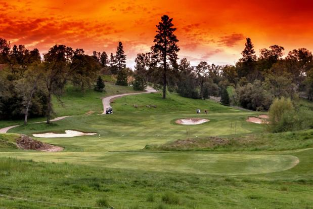 DarkHorse Golf Club offers a challenging course in a beautiful natural setting in the Sierra foothills near Auburn.