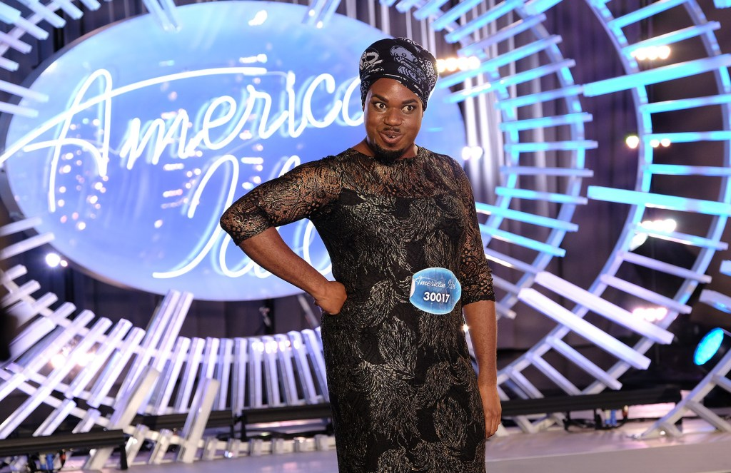 American Idol Oakland contestant sings the bleep out