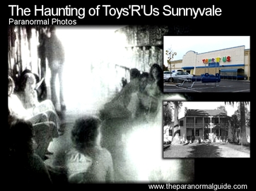 Haunted Sunnyvale Toys R Us about to vanish like a ghost