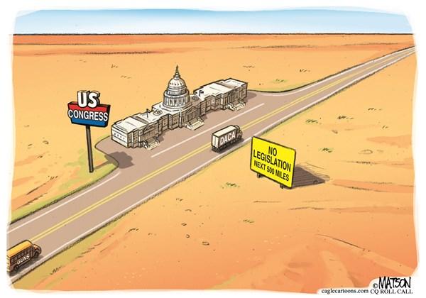 Cartoons A Do Nothing Congress