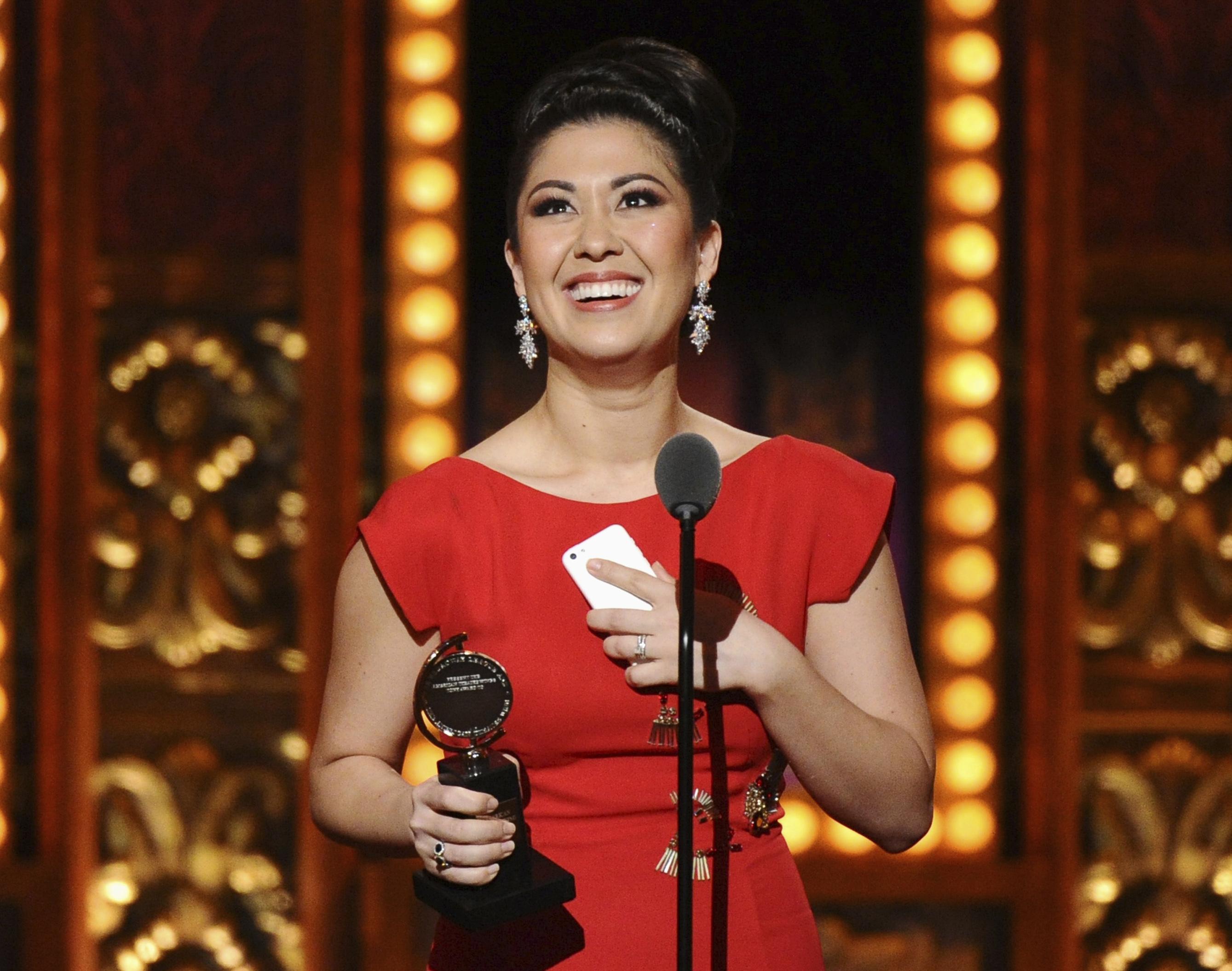Tony-Award Winning Actress Injured; Daughter Killed In Wreck