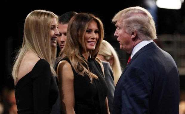 Melania Trump Says Harsh Things About Ivanka In New Book