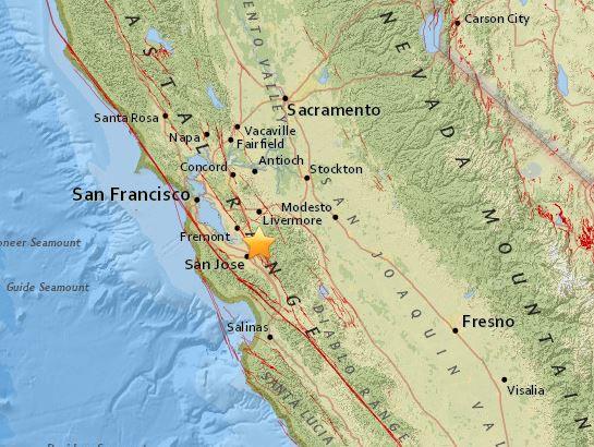 Magnitude 5.9 quake hits off Indonesia, reports USGS