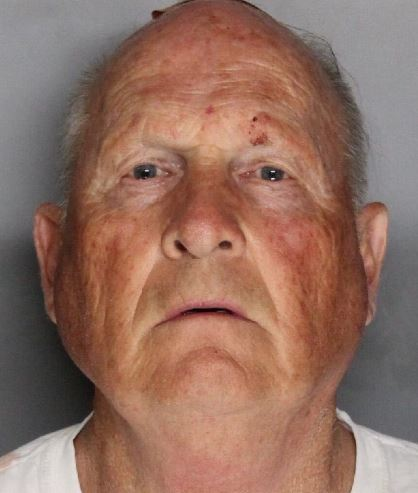 "Authorities on Wednesday identified Joseph James DeAngelo, 72, of Citrus Heights, as the man suspected of being the ""Golden State Killer"" and ""East Area Rapist."""