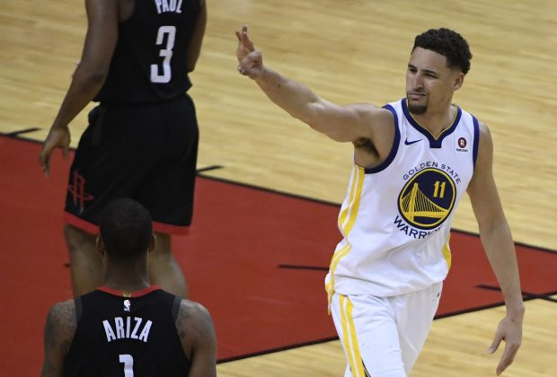What we learned in the Warriors' Game 1 win over Houston