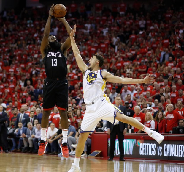 Rockets And The Warriors Game: Kurtenbach: What We Learned In The Warriors' Game 5 Loss