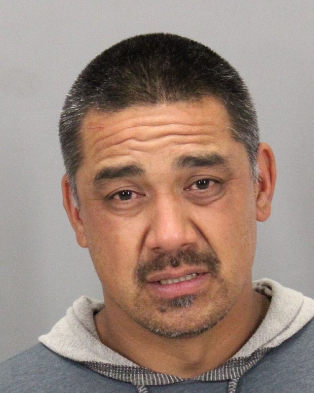 Noland Patrick Kalani Terlep, 46, of San Jose, has been arrested inconnection with the attempted murder of a 19-year-old 7-Eleven clerk. (Courtesy of the Milpitas Police Department)