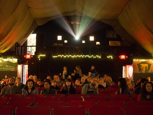 6 charmingly quirky California movie theater experiences