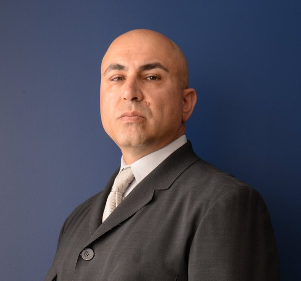 Nabil Haidar, a Muslim-American officer with the San Jose Police Department filed claims against San Jose and the San Jose Police Department for alleged continuous harassment and discrimination based on his race, national origin and religion on Monday, May 7, 2018. (Courtesy photo)