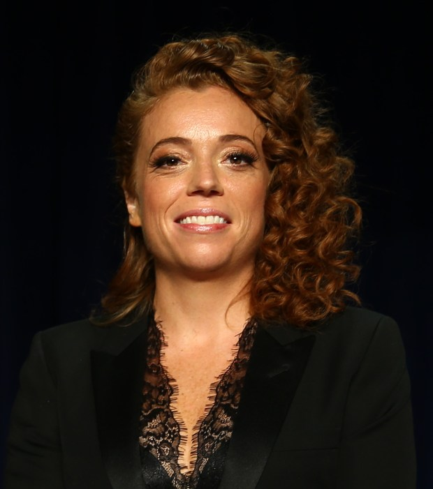 WASHINGTON, DC - APRIL 28: Host Michelle Wolf attends the 2018 White House Correspondents' Dinner at Washington Hilton on April 28, 2018 in Washington, DC. (Photo by Tasos Katopodis/Getty Images)