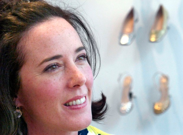 Fashion mogul Kate Spade found dead in apartment, apparent suicide